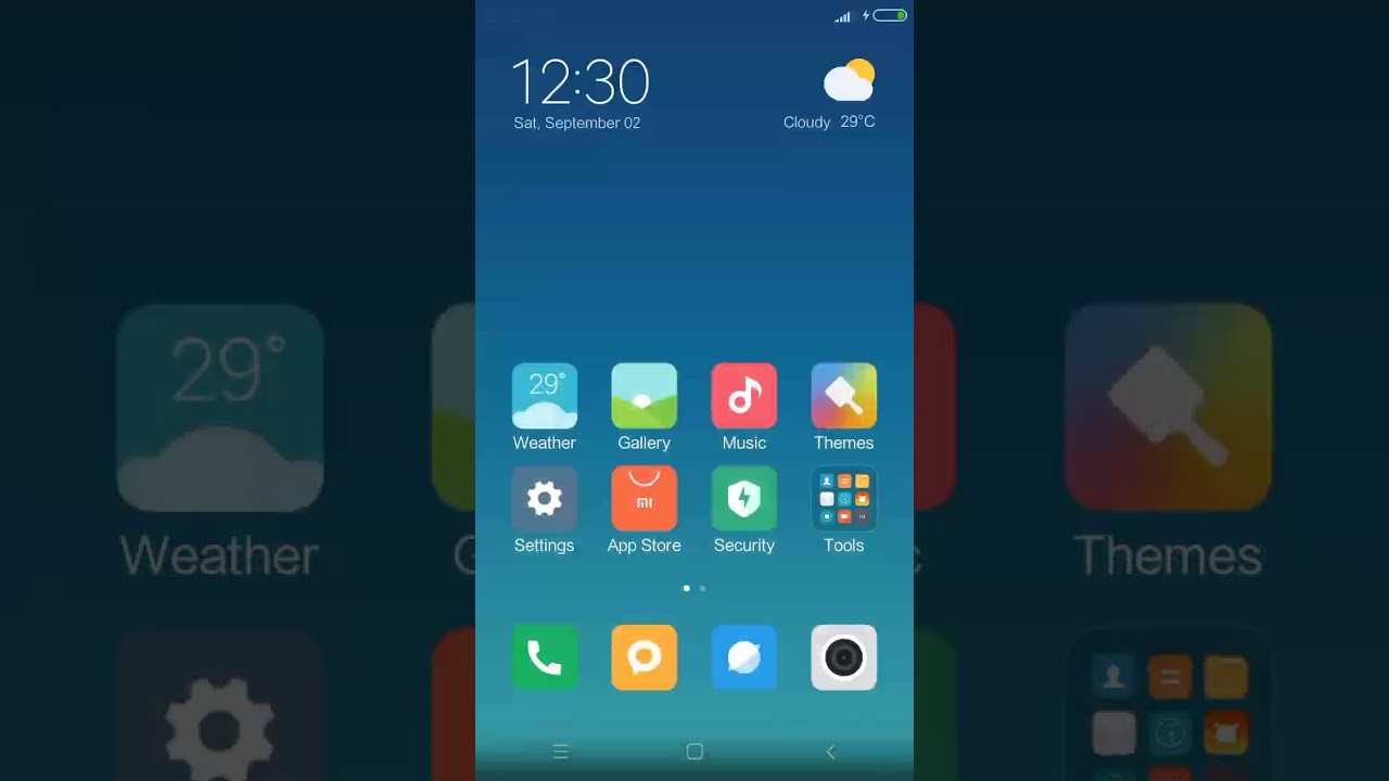 miuiMIUI 9 Beta for HTC Desire 620G (BUGLESS)
